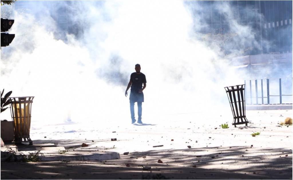Protesto Av. Paulista