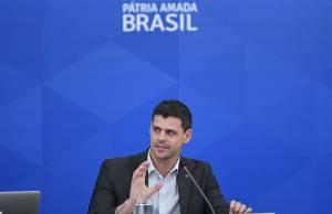 O secretário do Tesouro Nacional, Bruno Funchal