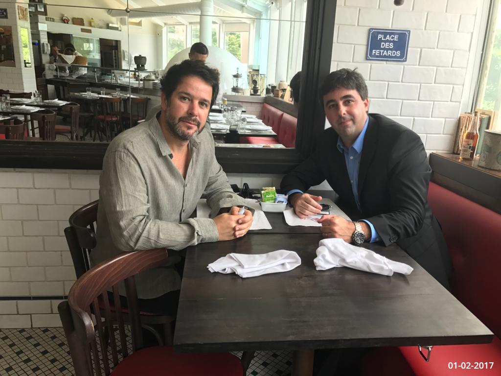 Cliente Private : Murilo Benício
