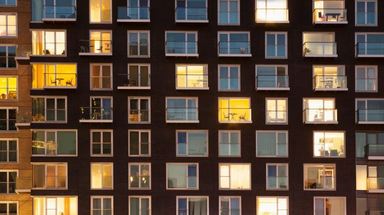 Prédio apartamentos