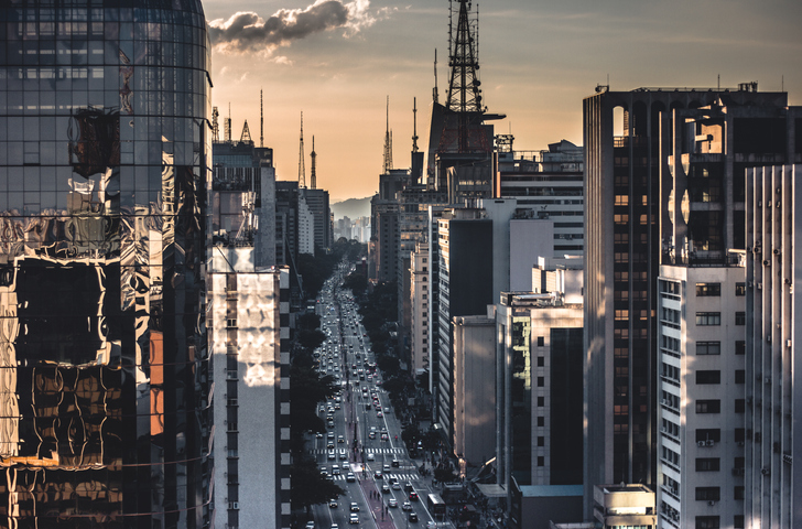 Viewpoint of Paulista