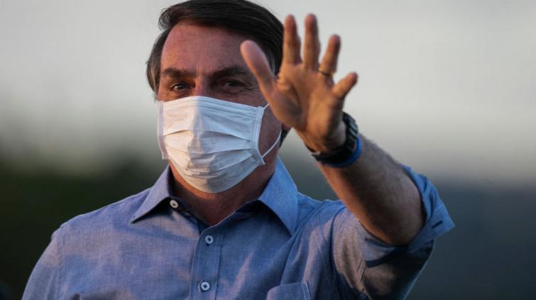 Bolsonaro Tests Positive for Coronavirus (COVID - 19)