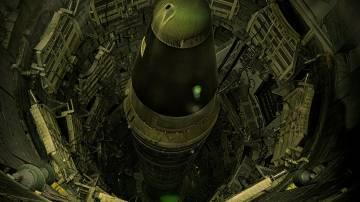 míssil nuclear Titan 2 no Arizona Estados Unidos EUA armas nucleares bomba atômica