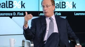 Larry Fink CEO BlackRock