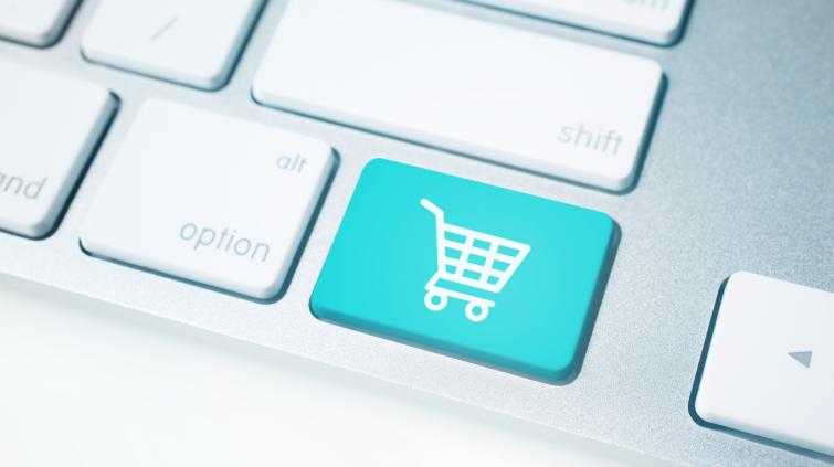 E-commerce varejo online