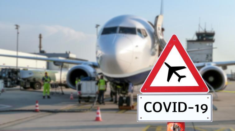 covid-19 coronavírus avião viagens turismo aviação