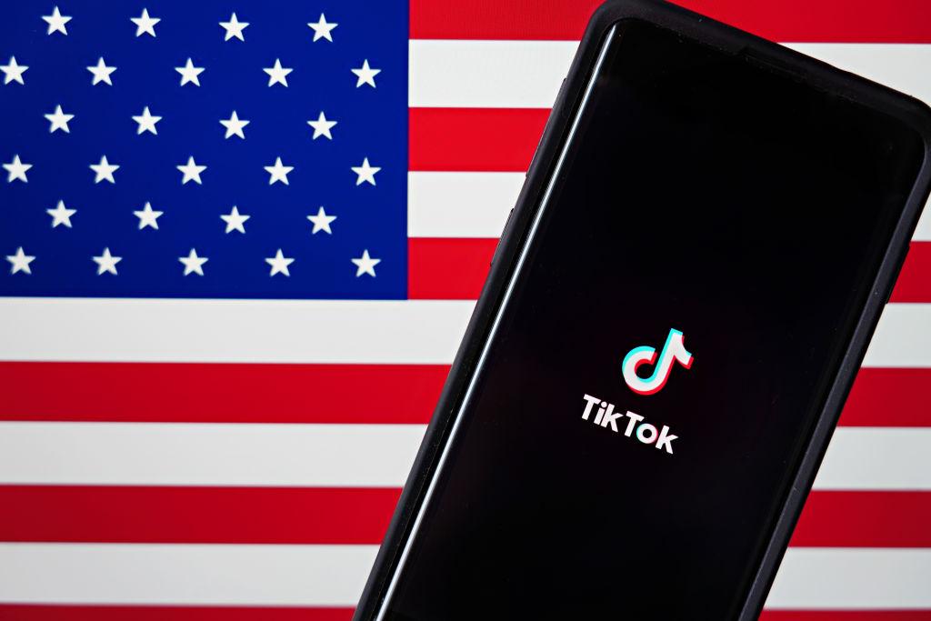 TikTok e EUA