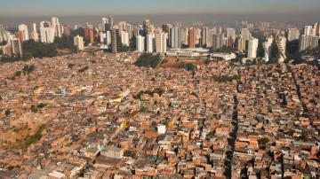 Desigualdade, pobreza