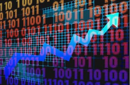 stocks ações índices bolsa gráfico