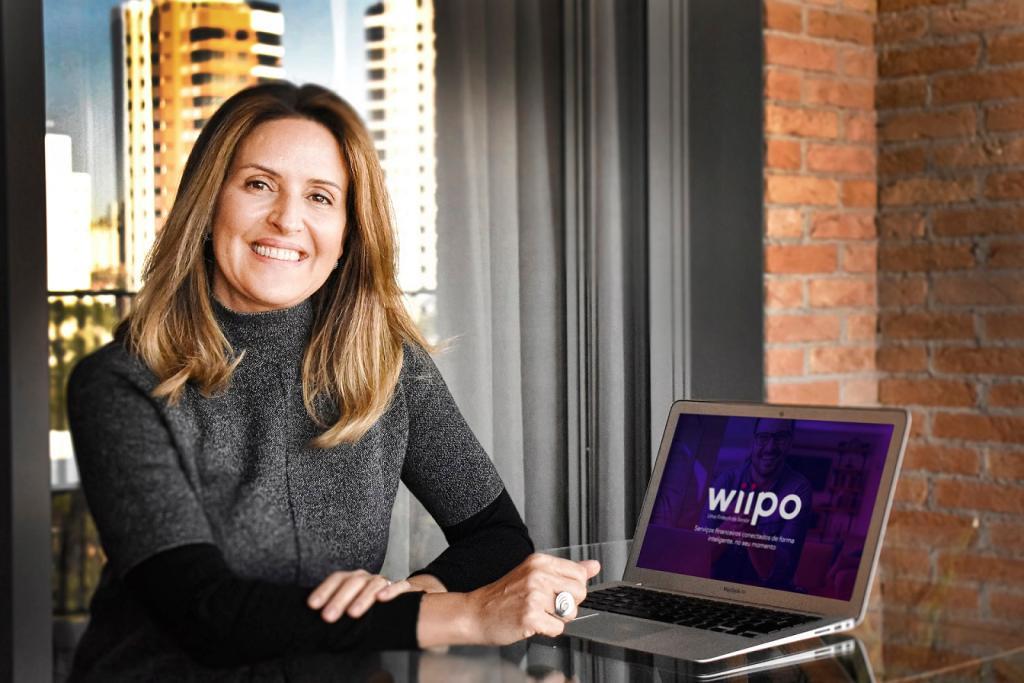 Fintechs: Head da wippo, Fernanda Ferraz
