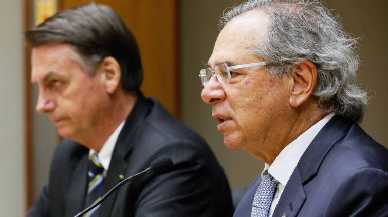 06/05/2019 Reunião com o Ministro da Economia, Paulo Guedes