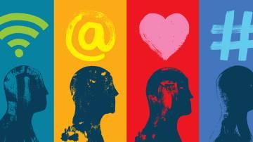 LinkedIn, redes sociais, perfil nas redes e comunicação