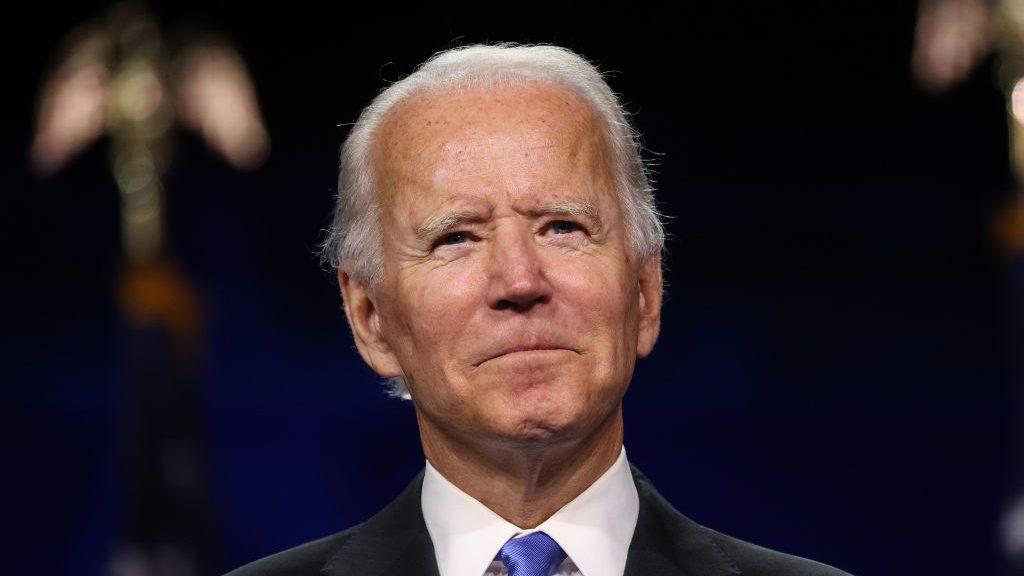 Joe Biden, o candidato democrata à presidência dos EUA. (Foto: Reprodução / Infomoney)