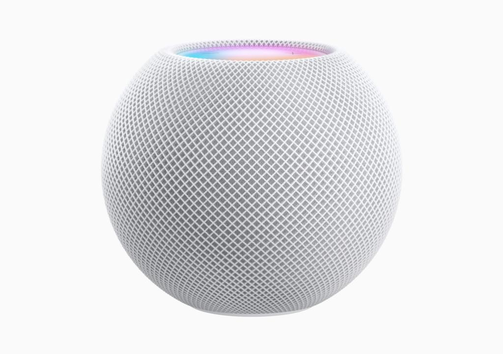 Apple Home Pod Mini White, novo alto-falante inteligente da Apple