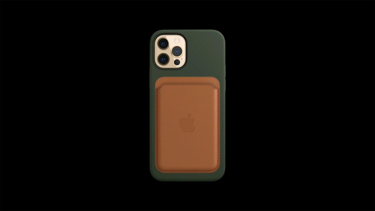 Apple iPhone 12 Pro Black com MagSafe Wallet