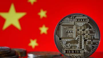 China criptomoeda moeda digital