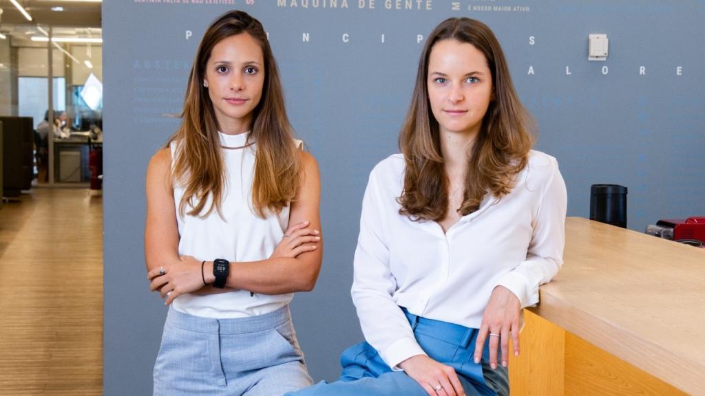 Mônica Saggioro e Lara Lemann, da Maya Capital