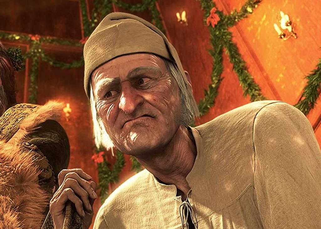 Ebenezer Scrooge em adaptação
