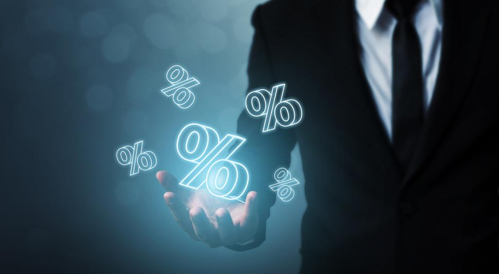 Percentual, juros, taxas e Selic
