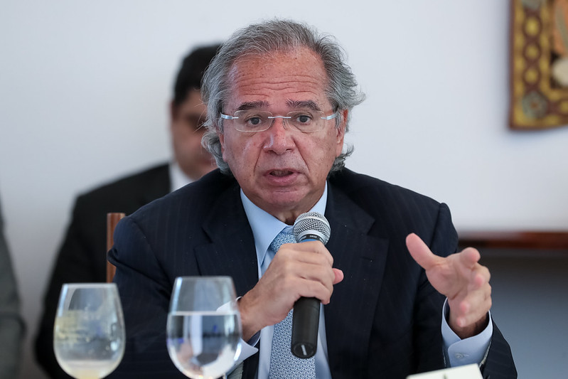 Guedes: Projeto de autonomia do BC é fundamental para estabilidade monetária thumbnail