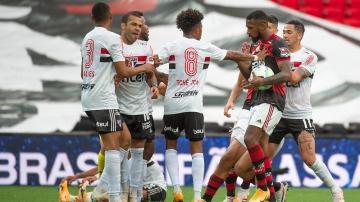 Flamengo São Paulo