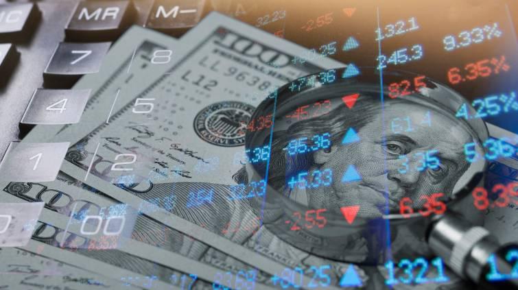 Dólar ações mercados