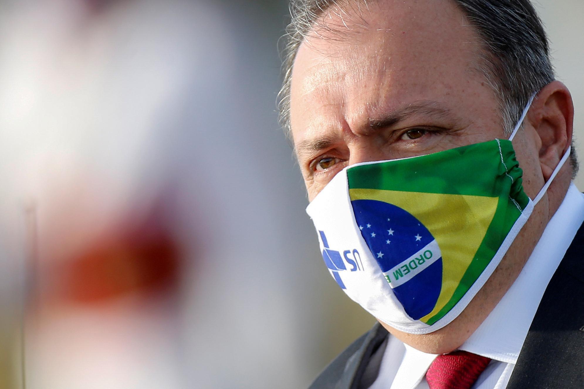Pressionado por fim de doses, Pazuello promete a governadores vacinas sem confirmação de entrega thumbnail