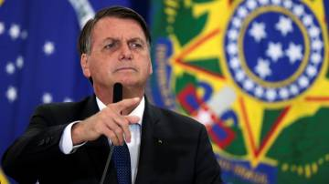 Jair Bolsonaro, presidente da República (REUTERS/Ueslei Marcelino)