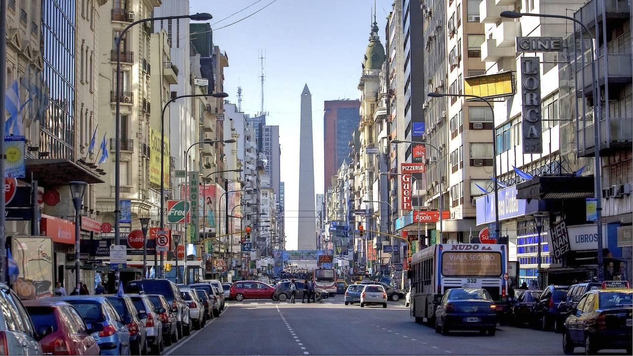Buenos Aires, na Argentina (Herbert Brant/Pixabay)