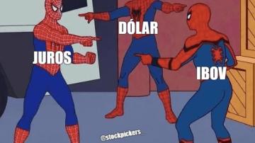 Meme do Homem Aranha