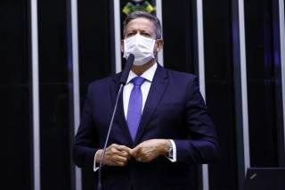 Lira anuncia que a Câmara retornará às atividades presenciais no dia 18 de outubro