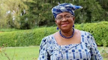 A nigeriana Ngozi Okonjo-Iweala REUTERSEmma Farge