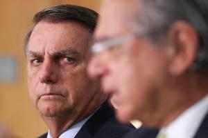 Bolsonaro: Vamos crescer 4% este ano; se não tivesse pandemia, seria 7%, 8%