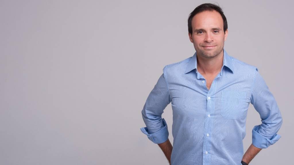 Cristiano Nobrega, cofundador da Tail Digital (Divulgação)