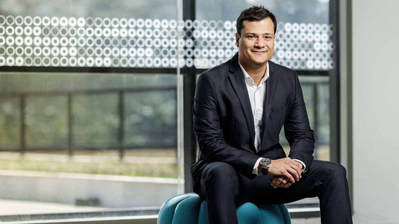 Juliano Tubino, vice-presidente de Negócios da TOTVS (Divulgação)