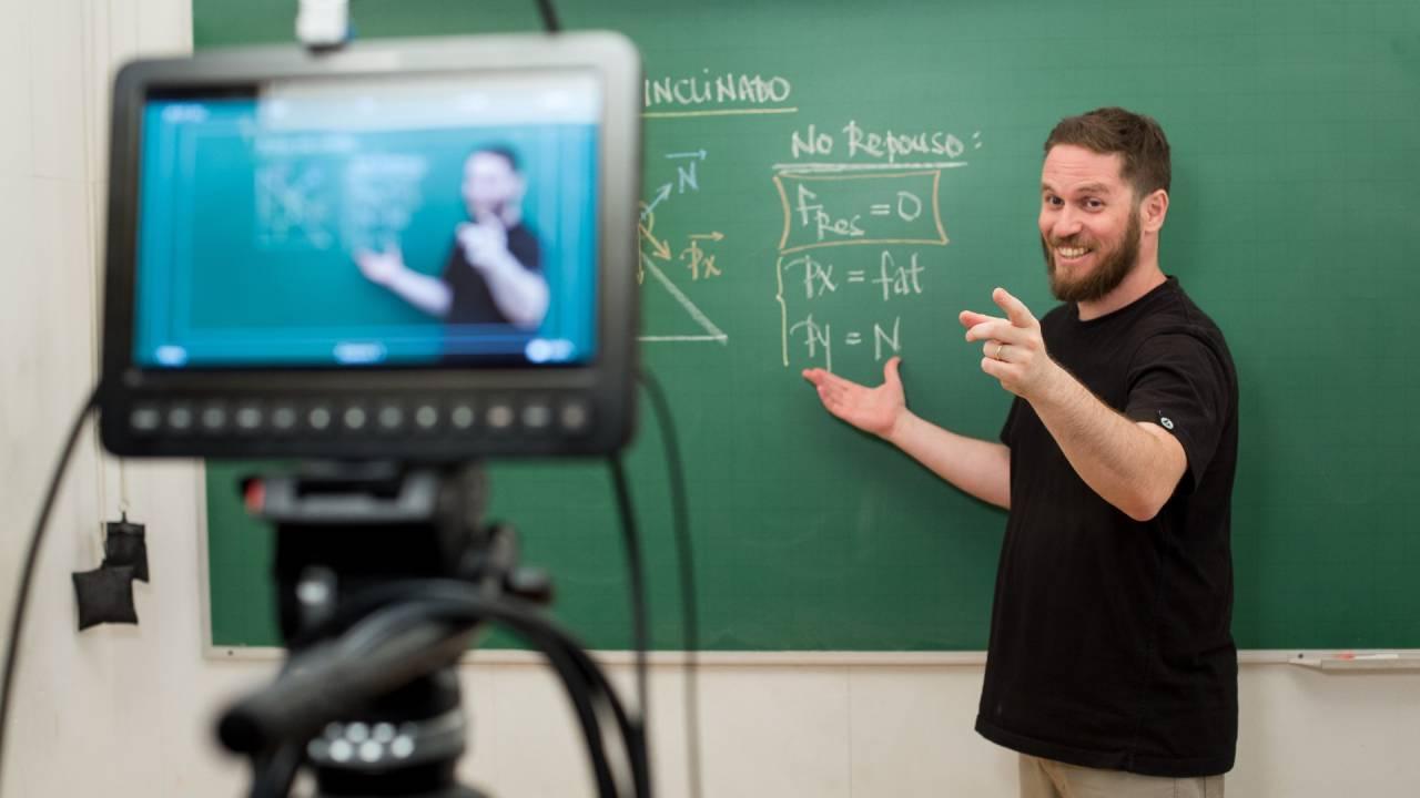 Marco Fisbhen, fundador do Descomplica