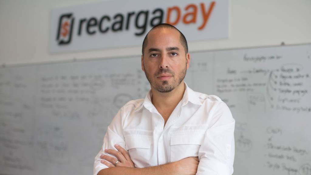 Rodrigo Teijeiro, CEO da RecargaPay