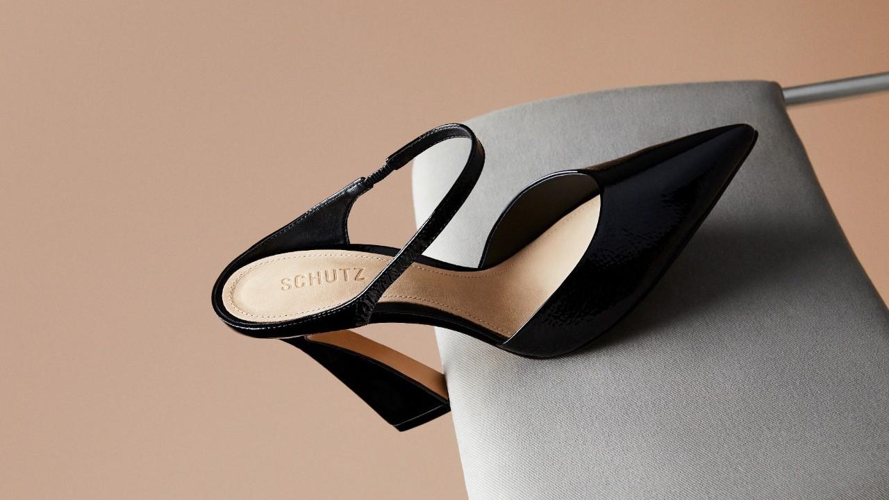 Sapato da Schutz (Divulgação)