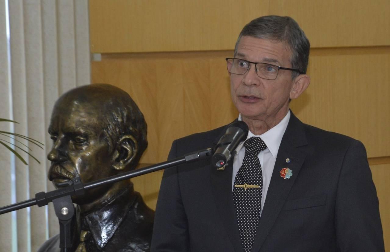 General Joaquim Silva e Luna, anunciado por Bolsonaro como novo presidente da Petrobras