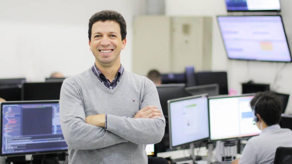 Aldo Garcia, CEO da Betha