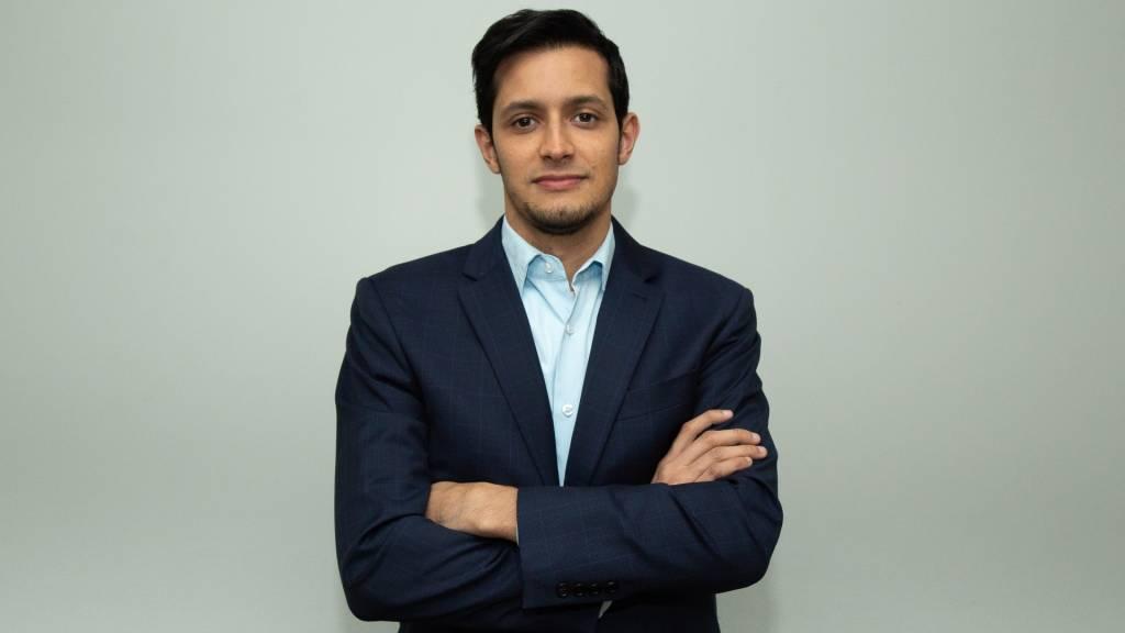 Diego Siqueira, CEO da TG Core e fundador da Trinus Co.