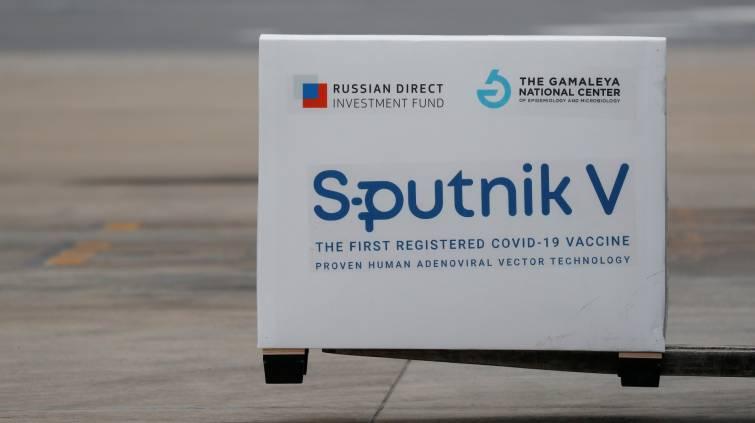 Sputnik V, vacina russa contra a Covid-19 REUTERS/Agustin Marcarian