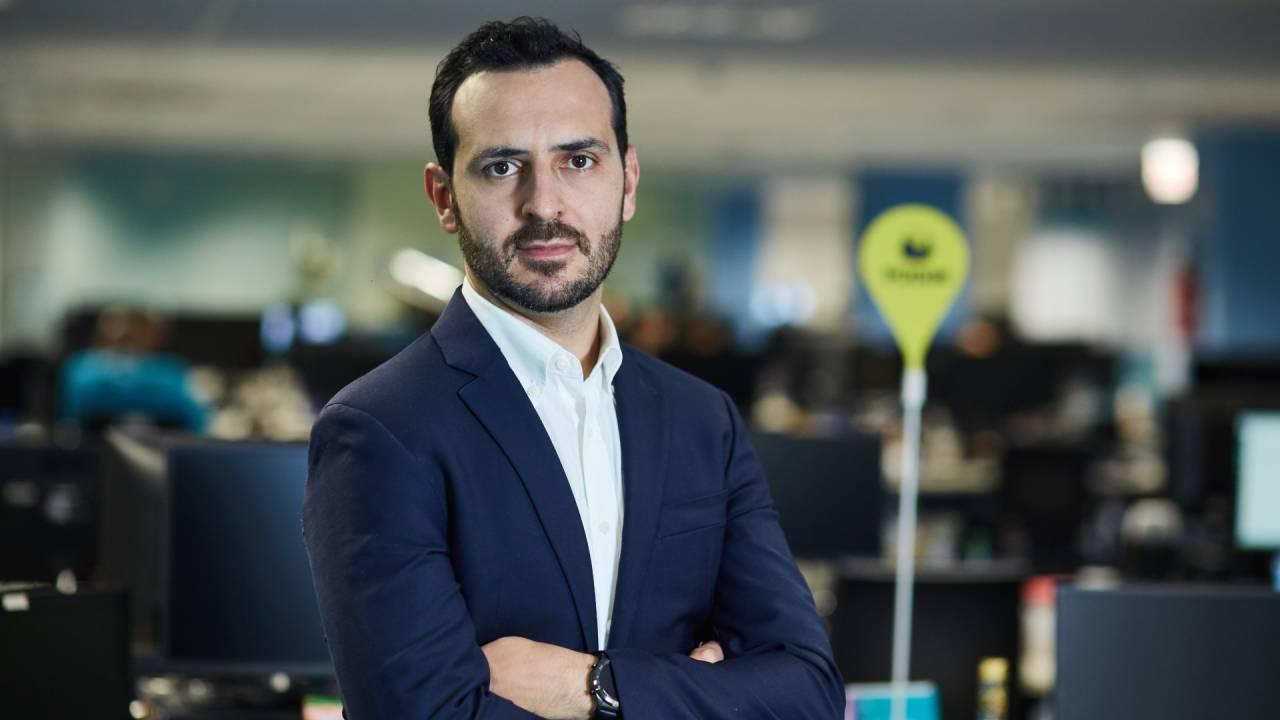 Eric Santos, CEO da RD Station (Divulgação)