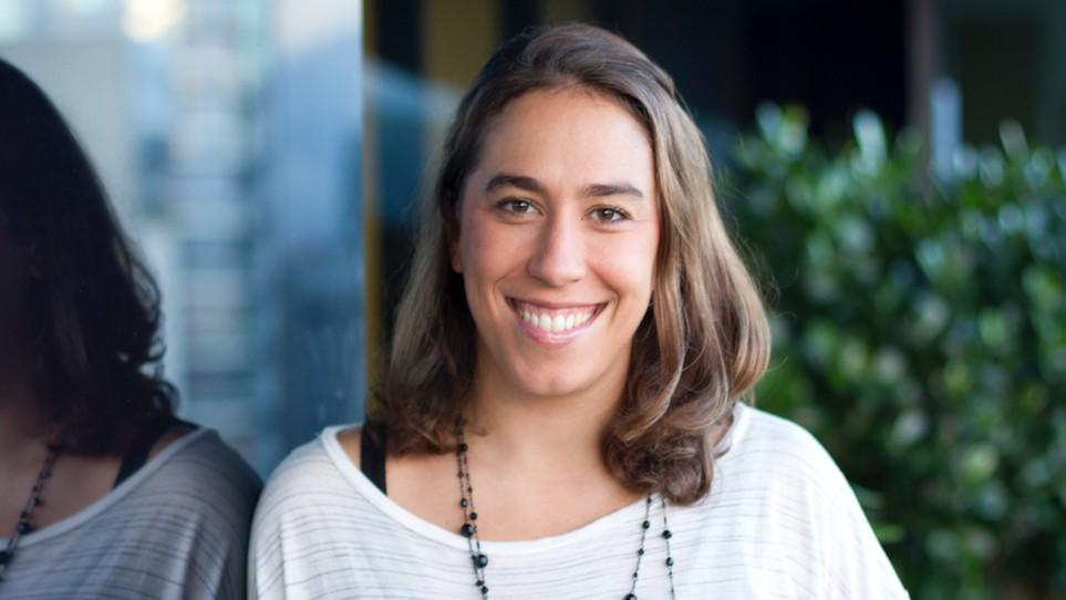 Fernanda Caloi, diretora de programas do Google for Startups na América Latina