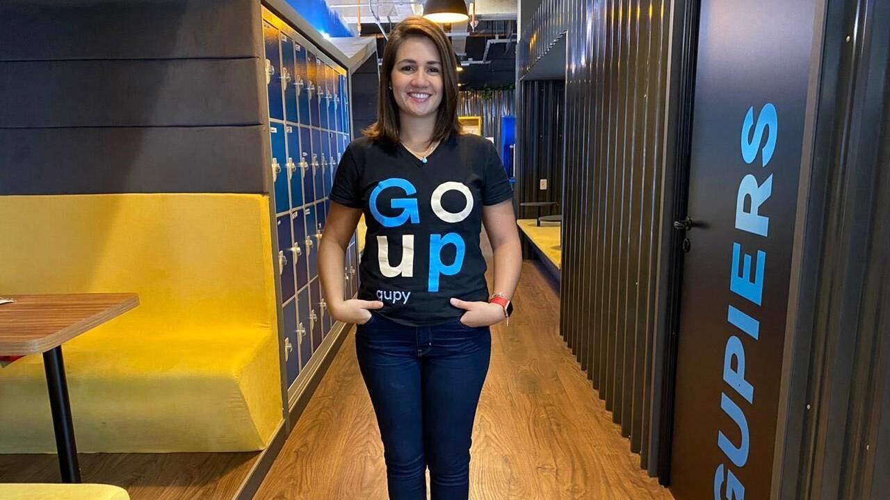 Mariana Dias, CEO da Gupy (Divulgação)