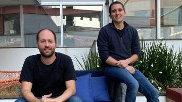 Pedro Dellagnelo e Pedro Rocha, da Oico
