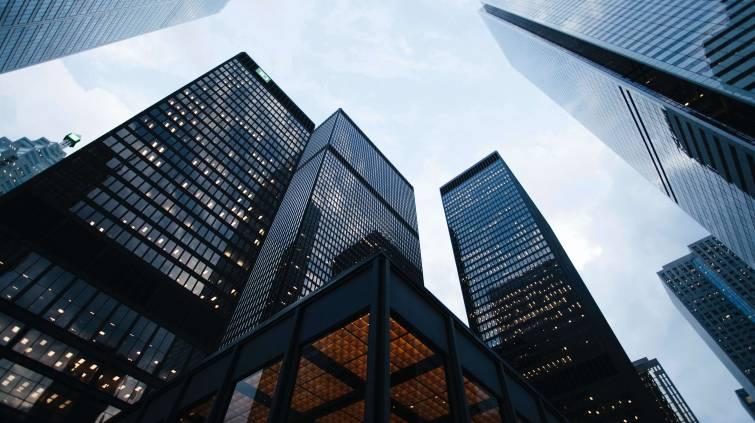 escritórios prédios imóveis