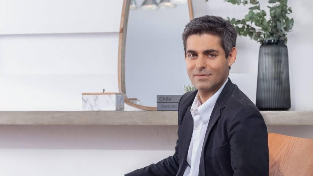 Andres Mutschler, CEO da Westwing (Divulgação)