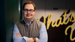 Daniel Ibri, da Mindset Ventures (Divulgação)