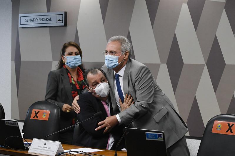 CPI da Pandemia: acordo para comando da comissão indica problemas para Bolsonaro